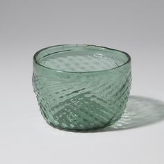 Beaker (Maigelein)  Date:late 15th century Geography:Made in Valley of the Lower Rhine, Germany Culture:German Medium:Mold-blown glass Dimensions:H. 2 3/16 in. (5.5 cm)