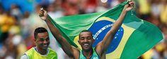 Por Dentro... em Rosa: Primeira medalha de ouro do Brasil na Paralimpíada...