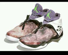 NIKE AIR JORDAN XX8 28 JOKER Shoes Black White Purple Camo Mens sz 14 DEADSTOCK #Nike #BasketballShoes