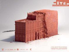 Cité de l'Architecture et du Patrimoine par le collectif de photographes Illusion