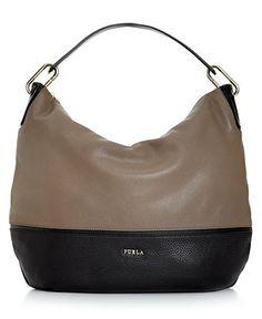 Furla Handbag, ZiZi Hobo - Hobo Bags - Handbags & Accessories - Macy's