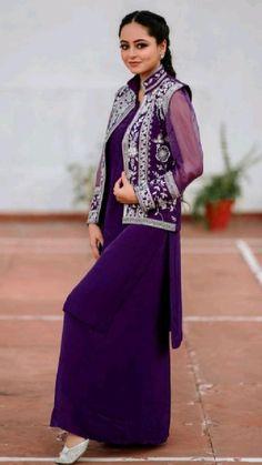 Designer Party Wear Dresses, Sari, How To Wear, Fashion, Saree, Moda, Fashion Styles, Fashion Illustrations, Saris