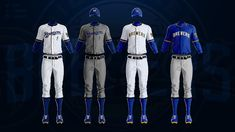 MLB Jerseys Redesigned on Behance Mlb Uniforms, Baseball Uniforms, Mlb Teams, Colorado Rockies, Yokohama, Behance, Jackets, Toronto, Concept