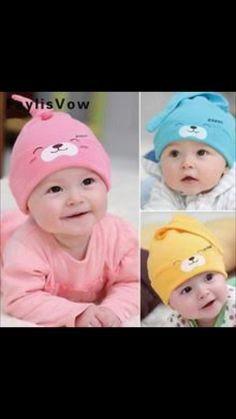 36586cdc Cheap cap bicycle, Buy Quality hats bull directly from China caps hat store  Suppliers: Newborn Cute mult-color props Autumn Cartoon Baby Hat Caps Baby  ...