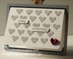 25th Wedding Anniversary - Front