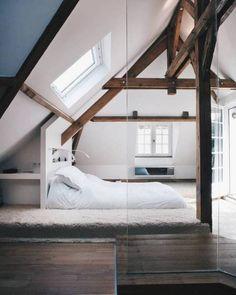 Trendy bedroom desig