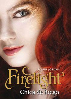 Sophie Jordan firelight saga