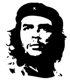 The man who Ill be studying for the next year...Che Guevara