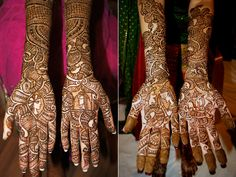 It's Mehndi Week on Maharaniweddings.com!  Vote for your favorite!