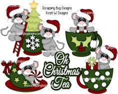 Oh Christmas Tea