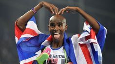 Farah has won the 5,000 and 10,000m titles at the last two Olympic Games