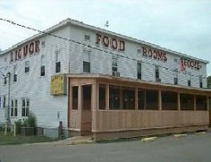 Bay Port Inn. They have a wonderful Friday fish fry during the summer season.