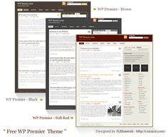 wp premium theme for blogging