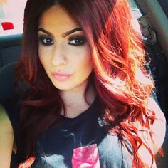 red hair, maybe one day :)