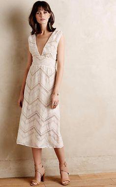 Malpelo Midi Dress #anthrofave