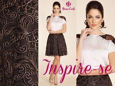 Que tal essa saia com inspiração barroca? Aposte nessa tendência e fique ainda mais linda nesse Verão! #basecafe