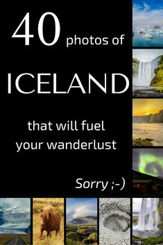Iceland pictures - 40 inspiring photos to fuel your wanderlust