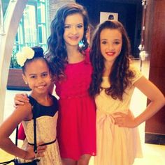 Asia, Brooke and Kendall in Las Vegas
