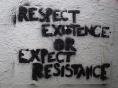 Existence or resistance