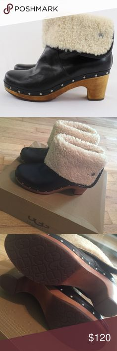 Ugg Lynnea Boot Ugg Lynnea Boot Size 8 in Like New Condition UGG Shoes Ankle Boots & Booties