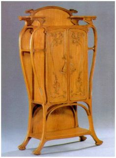 Art Nouveau ~ Hector Guimard
