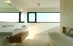 "#Design #project of our German customer ""Cucina"" for a house in #Köln - #Widdersdorf. __ #bathtub #washbasin #astone __ Here you can see the project » www.cucina-koeln.de/projekte/baeder/detail/haus-s-koeln-widdersdorf/"