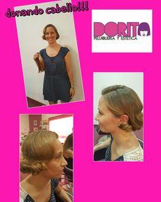 Nueva donación!!!! Donating Hair