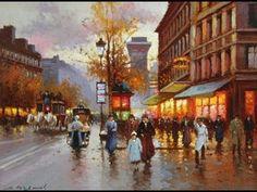 Ivan Rebroff -Stille Nacht heilige Nacht Ivan Rebroff, Yuri, Old Paris, City Landscape, Belle Epoque, Fields, Street View, Artist, Youtube