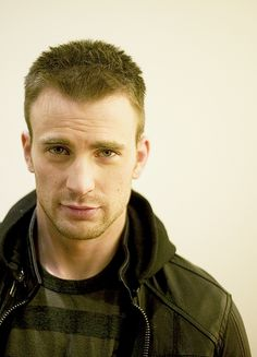 "mightyevans: "" ""one year of chris evans "" ↪ day 188: photographed by eric grigorian, 2009 """