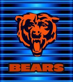 Chicago Bears Wallpaper, Bear Wallpaper, Football Baby, Football Team, Fan, Football Squads, Hand Fan, Kids Football, Fans