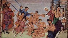 """Por qué el 28 de diciembre se celebra el Día de los Inocentes?  Los 28 de diciembre Latinoamérica conmemora esta fecha como una oportunidad para jugar bromas a los ingenuos. Sin embargo se trata de tradición de más de 2 mil años y con un origen trágico  El """"Día de los Inocentes"""" cada 28 de diciembre tiene más de mil años de historia y comenzó como la fiesta católica de los Niños Inocentes en conmemoración a la matanza de todos los niños menores de dos años ordenada por Herodes al enterarse…"""