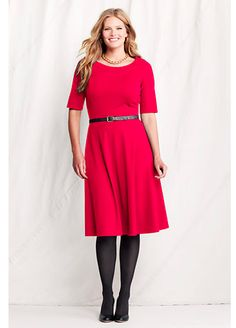 10+Plus+Size+Dresses+for+Fall