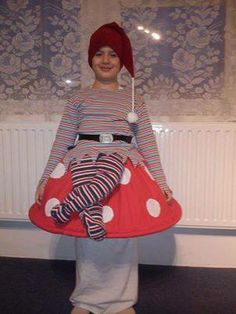 Great Halloween Costumes, Costume Ideas, Vocabulary Parade, Gnome Costume, Fancy Dress, Dress Up, Arts And Crafts, Diy Crafts, Carnival Costumes