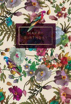 Happy Birthday Art, Happy Birthday Wishes Cards, Happy Birthday Images, Teen Birthday, Birthday Messages, Birthday Cards, Birthday Quotes, Happy Birthday Vintage, Happy Birthday Printable