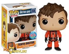 Omg I need this!! ❤️ Tenth Doctor/ Doctor Who Funko Pop Figure
