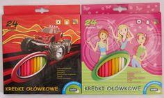 Creioane color 24/set Lambo Instrumente de scris si accesorii - Papetarie.ro Adolescence, Lunch Box
