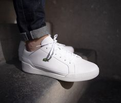 lacoste white shoes challenge 119 - Google Search All White Shoes, Lacoste, Challenges, Google Search, Sneakers, Fashion, Tennis, Moda, Slippers