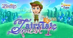 Fairytale Fields Quest 1