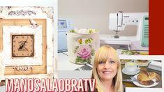 ManosalaObraTv 2021 Programa 11 - Reloj de madera - Pintar al Oleo - Cuadros - Organizador Textil - YouTube Textiles, Laser, Sewing, Youtube, Tv, Videos, Wood Clocks, Painted Wood, Organizers
