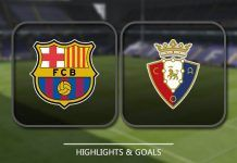 Cuplikan Gol Barcelona 7-1 Osasuna 27 April 2017 ( La Liga )
