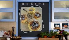 Roast Butternut and Feta Muffins : Food : The Home Channel