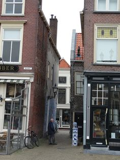 de Bonte Ossteeg Delft 2015