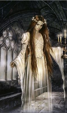Beautiful Ghost Art Victoria Francis On Pinterest Frances