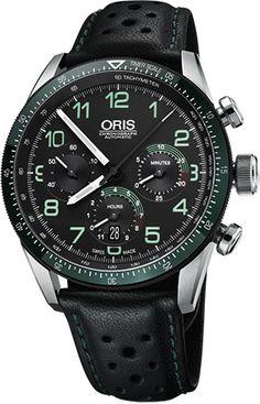 Oris Calobra Chronograph Limited Edition II 67676614494LS