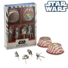 Star Wars™ Cupcake Decorating Kit Rebel Alliance | Williams-Sonoma