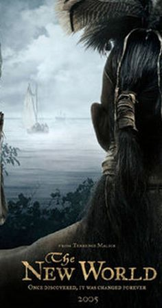 Directed by Terrence Malick.  With Colin Farrell, Q'orianka Kilcher, Christopher Plummer, Christian Bale. The story of the English exploration of Virginia, and of the changing world and loves of Pocahontas.