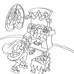 The Grinch Coloring Pages : Free Printable The Grinch PDF ...