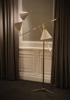 Sinatra #mid-century#modern lighting#unique lamps#stilnovo lamps#dining table Lamps#vintage desk lamps#brass sconces#decoration#home decor#light#lights