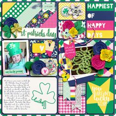 Lucky Day Collection by Traci Reed