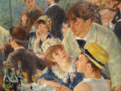 Luncheon of the Boating Party, Renoir